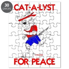 CAT-A-LYST for peace Puzzle
