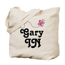 Gary Indiana Butterfly Tote Bag