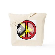 Peace In East Timor Tote Bag