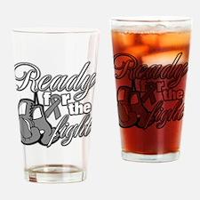 Ready Fight Parkinsons Disease Drinking Glass