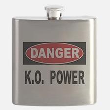 K.O. Power Flask