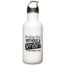 Not Going Down Parkinsons Water Bottle
