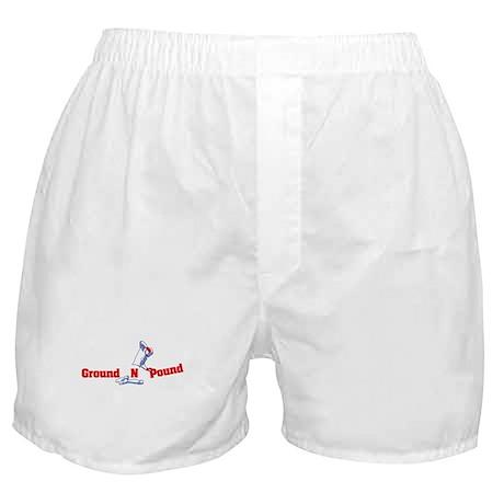 Ground n Pound Boxer Shorts