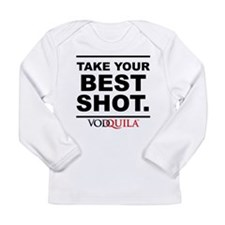Take Your Best Shot Long Sleeve Infant T-Shirt