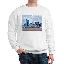 Fountain in Grant Park Chicago Sweatshirt