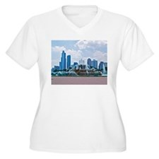 Fountain in Grant Park Chicago T-Shirt