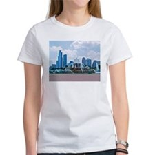 Fountain in Grant Park Chicago Tee
