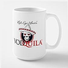 Red Eye Louies Vodquila Large Mug