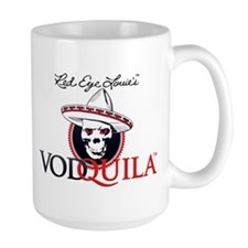 Red Eye Louies Vodquila Mug