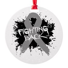 Fighting Back Parkinsons Ornament