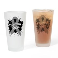 Fighting Back Parkinsons Drinking Glass