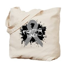 Fighting Back Parkinsons Tote Bag