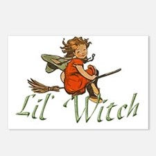 lilWitch Postcards (Package of 8)