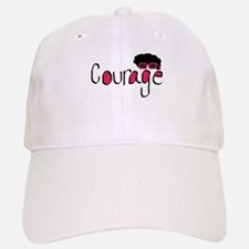 Courage Baseball Baseball Cap