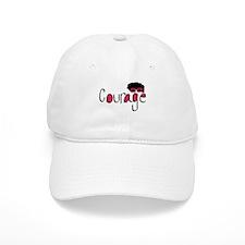 Courage Baseball Cap