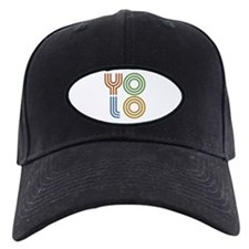 Retro YOLO-You Only Live Once Baseball Hat