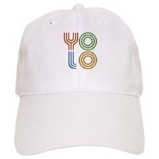 Retro YOLO-You Only Live Once Baseball Cap
