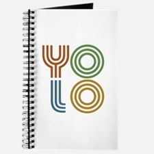 Retro YOLO-You Only Live Once Journal