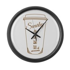 Swarley Large Wall Clock