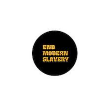 End Modern Slavery Mini Button (100 pack)