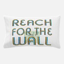 Swim Slogan Pillow Case