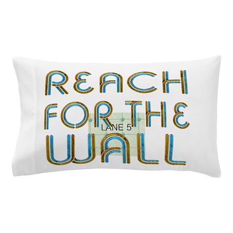 Swim Slogan Teepossible.com Pillow Case