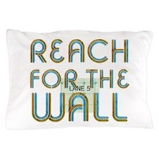 Swim Slogan Teepossible.com Pillow Case