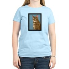 Portrait of the Cat as a Young Kitty T-Shirt