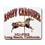 Loof Carousel on the Pike Mousepad