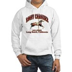 Loof Carousel on the Pike Hooded Sweatshirt