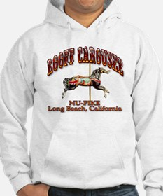 Loof Carousel on the Pike Hoodie