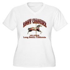 Loof Carousel on the Pike T-Shirt