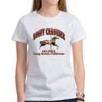 Loof Carousel on the Pike Women's T-Shirt