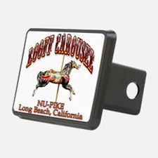 Loof Carousel on the Pike Hitch Cover
