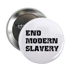 "End Modern Slavery 2.25"" Button (100 pack)"