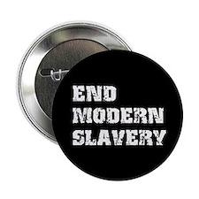 "End Modern Slavery 2.25"" Button (10 pack)"