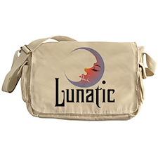 Cute Lunar Messenger Bag
