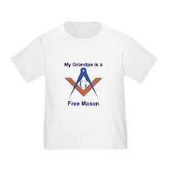 Grandpa is a Free Mason T