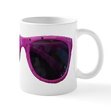 HOT PINK SUNGLASSES Mug
