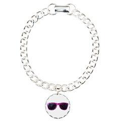 HOT PINK SUNGLASSES Bracelet