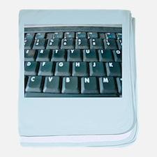 COMPUTER NUT™ baby blanket