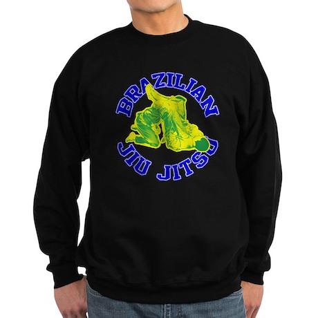 Brazilian Jiu-jitsu Sweatshirt (dark)