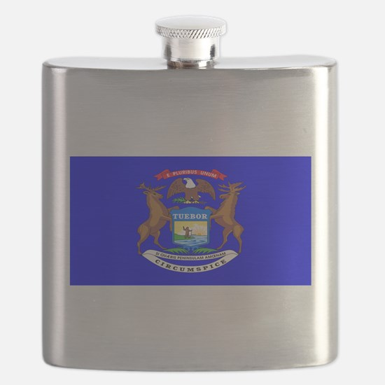 Michiganblank.png Flask