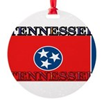 Tennessee.jpg Round Ornament
