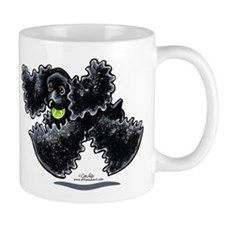 Black Cocker Spaniel Play Mug