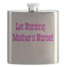 Nursing Black.png Flask