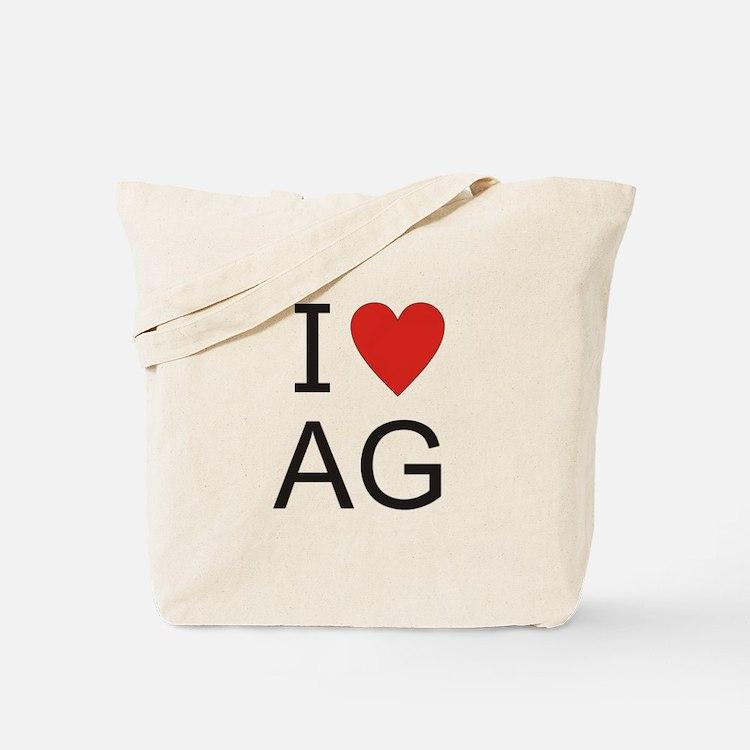 Cute Ag Tote Bag
