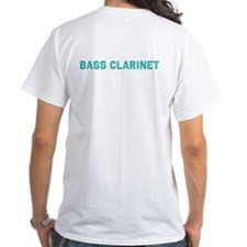 Peace Love Bass Clarinet Shirt