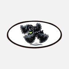 Black Cocker Spaniel Play Patches