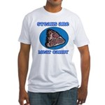 Steaks are Meat Candy Fitted T-Shirt